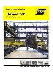 TELEREX TXB - Products - Esab