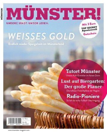 Lust auf Biergarten: Der große Planer - Hotel Kaiserhof Münster