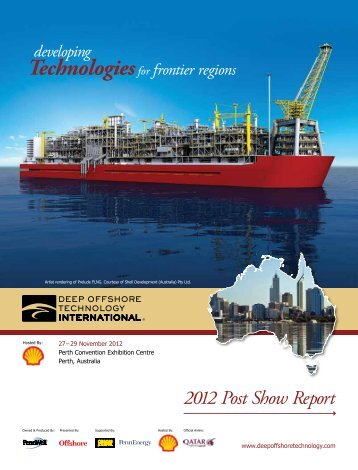 2012 Post Show Report (PDF) - Deep Offshore Technology ...