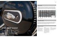 SCREAMING EAGLE Catalog - Shaw Harley-Davidson
