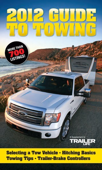 Tow Guide - Jayco