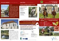 Argentan - Putanges Pont Ecrepin - Comité Régional d'équitation de ...