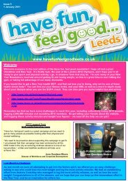 Newsletter 1 January – Have Fun Feel Good