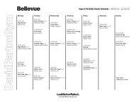 Bellevue - David Barton Gym