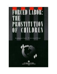 Forced Child Labor and Prostitution - About the Philippines