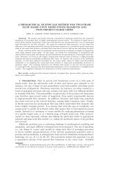 A HIERARCHICAL MULTISCALE METHOD FOR TWO ... - Sintef