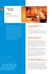 19: Fire protection - National Glass