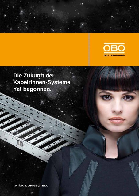 KTS Magic-Kabelrinnen-System - OBO Bettermann