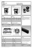 Cintas transportadoras de accionamiento eléctrico, Dispositivos de ... - Page 7