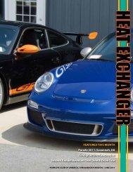 fEATurEd THis monTH Parade 2011 - Shenandoah Region Porsche ...