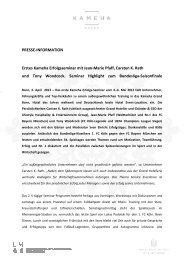 PM_Kameha_1. Erfolgsseminar - Kameha Grand Bonn