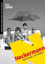 Lato 2009_wstęp - Neckermann Polska