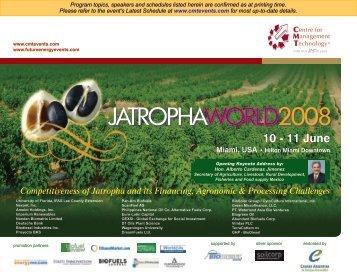 JATROPHAWORLD2008 - CMT Conferences