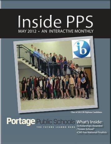 May 2012 - Portage Public Schools
