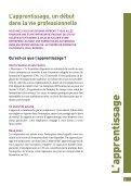 L'apprentissage, mode d'emploi - CARIF - Ile de France - Page 3