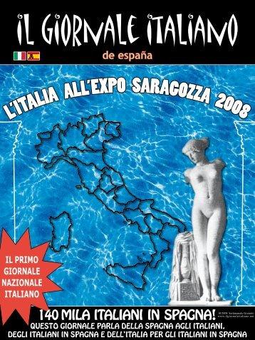 l'italia all'expo - Il Giornale Italiano