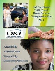 OKI Coordinated Public Transit Human Services Transportation Plan ...