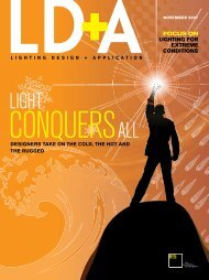 focus on lighting for extreme conditions - Illuminating Engineering ...