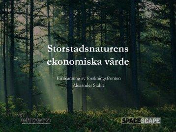 Presentation - Stockholms läns landsting