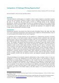 Immigration: A Challenge Offering Opportunities? - Real Instituto ... - Page 2