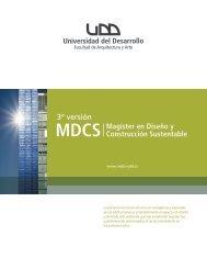 PDF mdcs_4mb - Facultad de Arquitectura y Arte UDD - Universidad ...