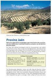Provinz Jaén