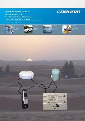 Antennas for Thuraya