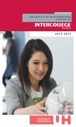 nicosia university of hertfordshire degrees at - Student Intranet ...