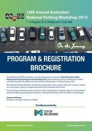 ANPSG 2013 Registration Brochure