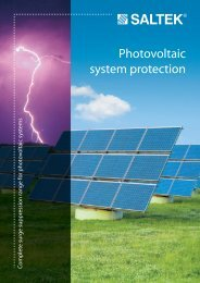 Photovoltaic system protection