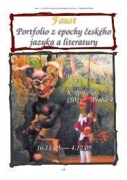 Mikuláš Pohribný, 3. ročník 2009/2010 - Waldorfské lyceum Praha