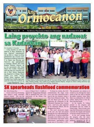 Laing proyekto ang nadawat sa Kadaohan - City Government of ...