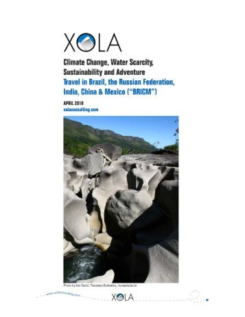 Brazil, Russia, India, China and Mexico - Adventure Travel Trade ...