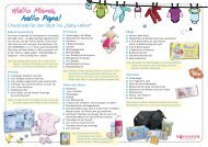 Checkliste Baby - Rossmann