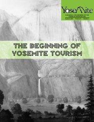 the beginning of yosemite tourism - Yosemite Online