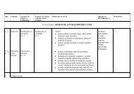 Biologija 9 - letna priprava - Praktik