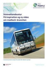 Innovationsbustur FÃ¥ inspiration og ny viden om ... - Dansk Biotek