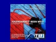 TOJ - Jugendarbeit Bern West - Elternrat Bethlehem