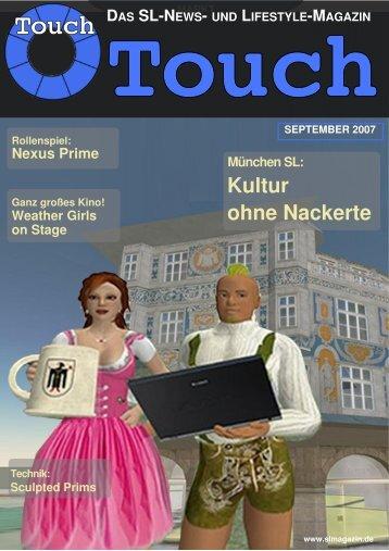 Kultur ohne Nackerte - Touchmagazin TOUCH Magazin Touch ...