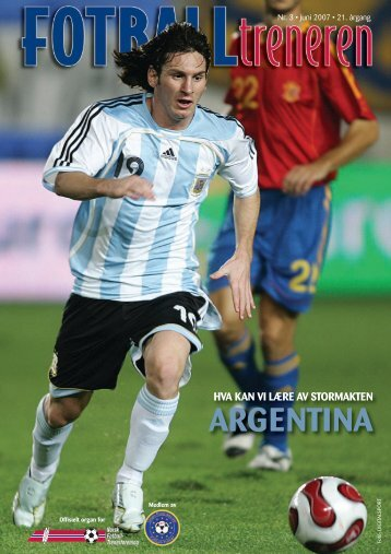 ARGENTINA - trenerforeningen.net