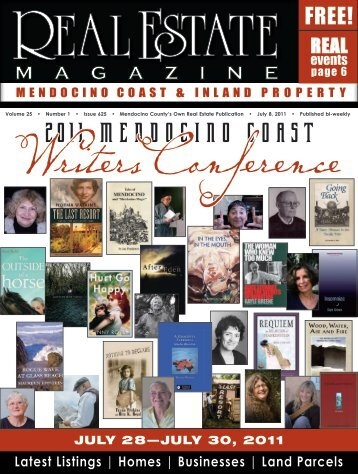 Writers Conference - Real Estate Magazine
