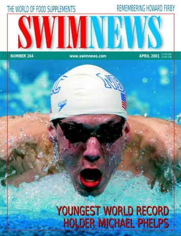 2001 April - Swimnews Online