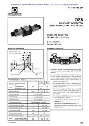 Product information booklet - dominga.lt