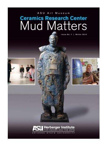 Mud Matters - ASU Art Museum - Arizona State University