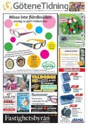 Vecka 14 - Götene Tidning