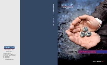 Annual Report 2012 - DRB-HICOM Group