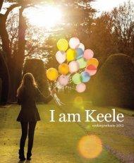 I am Keele
