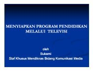 program tv pendidikan