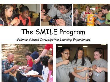 The SMILE Program