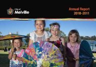6044_ Annual_Financial_Report_2010_2011.pdf - City of Melville